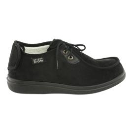Befado naisten kengät pu 387D005 musta