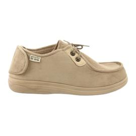 Ruskea Befado miesten kengät pu 732M001