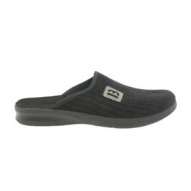Befado miesten kengät tossut 548m015 musta