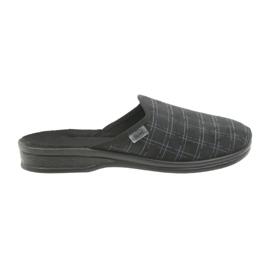 Befado miesten kengät tossut 089M408 musta