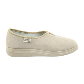 Befado naisten kengät pu 057D027 ruskea