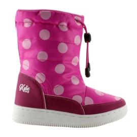 Pinkki Lasten k1646109 Rose orthalion-saappaat