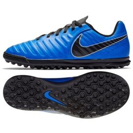 Jalkapallokengät Nike Tiempo Legend 7 Club Tf Jr AH7261-400