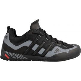 Musta Adidas Terrex Swift Solo M D67031 kengät