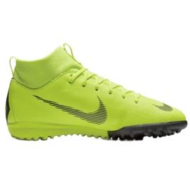 Nike Mercurial SuperflyX jalkapallokengät 6 Academy Gs Tf Jr AH7344-701