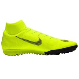 Nike Mercurial SuperflyX 6 Academy Tf M AH7370-701 Jalkapallokengät