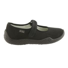 Befado naisten kengät pu - young 197D002 musta