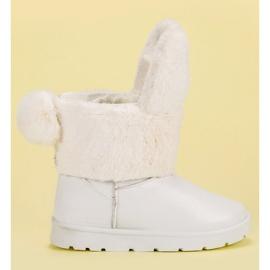 Seastar valkoinen Muklukin lumikengät