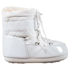 Valkoinen Muodikkaat lumikengät