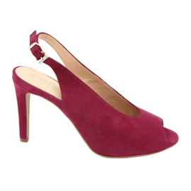 Edeo Suede sandaalit pin