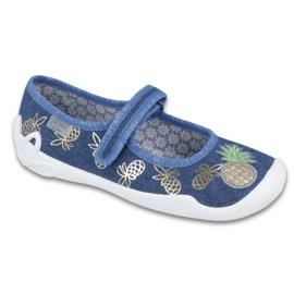 Sininen Befado lasten kengät 114Y346