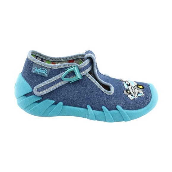 Befado lasten kengät 110P320 sininen