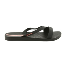 Musta Ipanema-kengät naisten kengille 26263