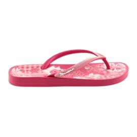 Ipanema flip flops naisten kengät 82518 uima-altaalle