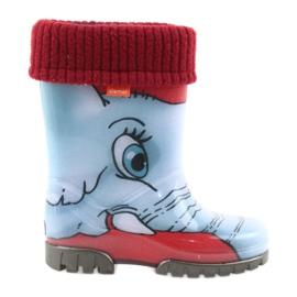 Demar-lasten saappaat ovat lämpimässä sukassa