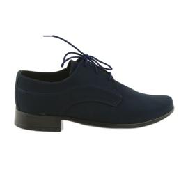 Miko-kengät lapset mokkahousujalkineet laivasto