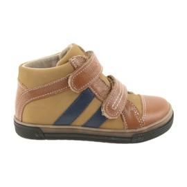Ren But Boote kengät lasten saappaat Ren Mutta 3225 punainen / laivasto