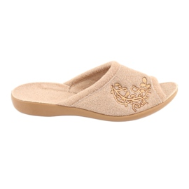 Befado naisten kengät pu 256D013 ruskea