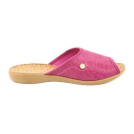 Pinkki Befado naisten kengät pu 254D092