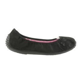 Befado ballerina-kengät naisille 893Q093 musta