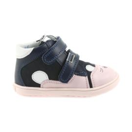 Saappaat kengät lapset Velcro kani Bartek 11702