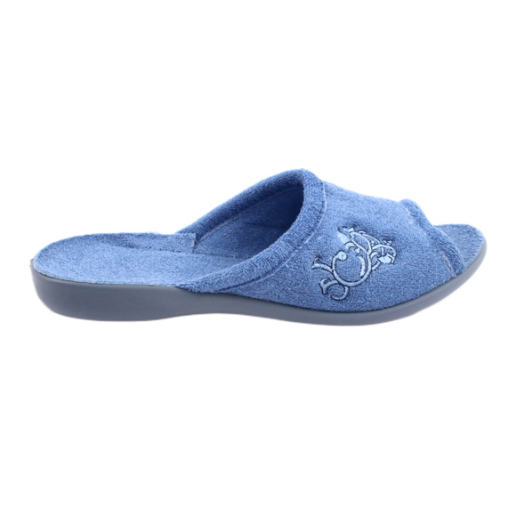 Befado naisten kengät pu 256D003 sininen