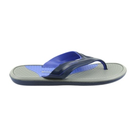 Atletico-miesten tummansininen flip-flops