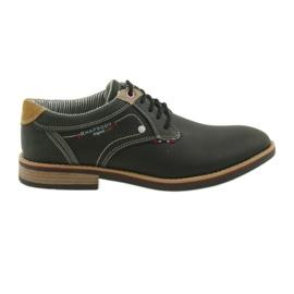 American Club musta Saappaat miesten kengät Rhapsody RH 08/19