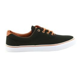American Club Miesten kengät musta lenkkarit LH03