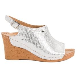 Filippo harmaa Kevyet sandaalit Kiilassa
