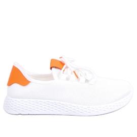 Urheilujalkineet valkoinen ja oranssi NB281 Oranssi
