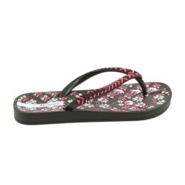 Flip flops Ipanema 82519 musta