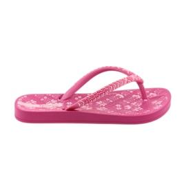 Flip flops Ipanema 82519 pinkki