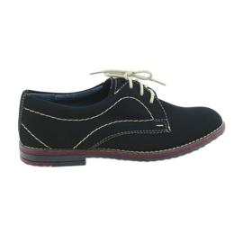 Poikien kengät Gregors 429 tummansininen laivasto