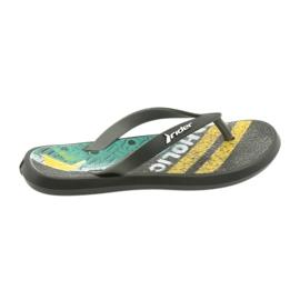 Tossut lasten kengät Rider 82563 musta