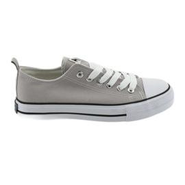 Kengät, joissa on harmaa American Clubin naisten kengät