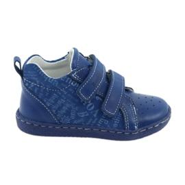 Ren But Lasten lääketieteelliset kengät tarralla Ren Mutta 1429 sininen