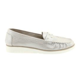 Sergio Leone Naisten kengät beige helmi