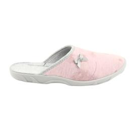 Befadon värilliset naisten kengät 235D161 pinkki