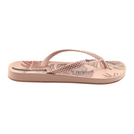 Naisten Flip Flops Ipanema 82525 jauhe