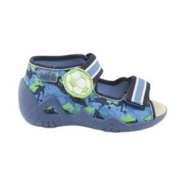 Befado keltainen lasten kengät 350P002