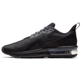 Musta Kengät Nike Air Max Sequent 4 W AO4486-002