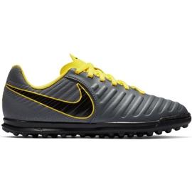 Jalkapallokengät Nike Tiempo Legend 7 Club Tf Jr AH7261-070
