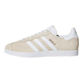 Ruskea Adidas Originals Gazelle W B41646 kengät