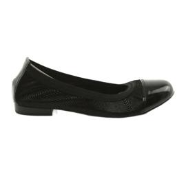 Ballerinki naisten pyyhekumi Gamis 1402 musta