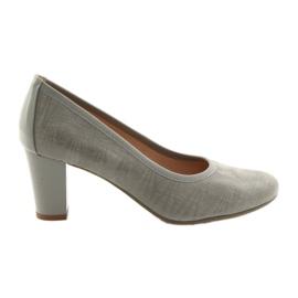 Naisten kengät joustava Arka 5137 harmaa