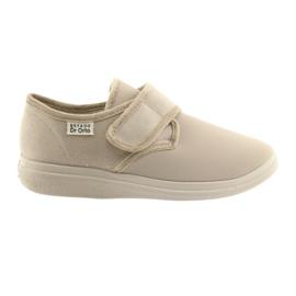Befado naisten kengät pu 036D024 ruskea