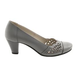 Naisten kengät Gregors 745 harmaa