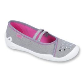 Harmaa Befado lasten kengät 116Y252