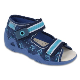 Befado keltainen lasten kengät 350P004